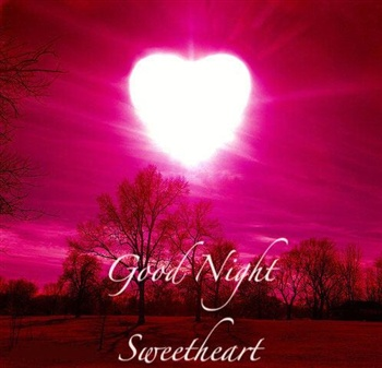Love Heart Good Night Images & Pictures - Becuo