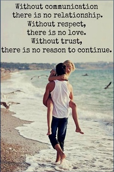 Without respect, there is no love! ecard