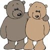 Bear-ry glad we're friends