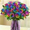 Sendding colorful flowers to your way!