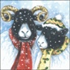 Two Wooly Jumpers for Xmas