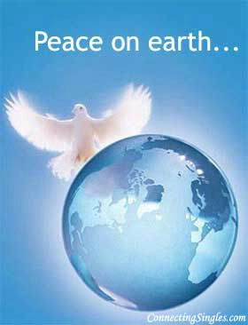 Peace on Earth ecard