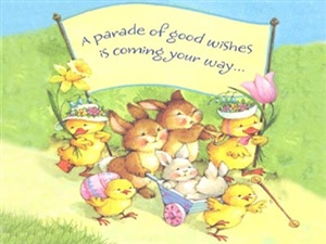 Happy Easter Wishes ecard