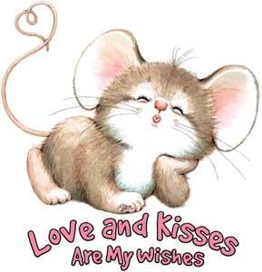 Love & Kisses ecard