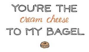 cream cheese ecard