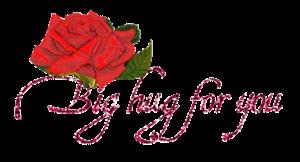 Big Hug ! ecard