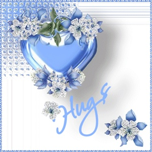 ... a hug...my friend ecard
