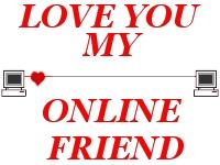 LOVE YOU MY FRIEND ecard