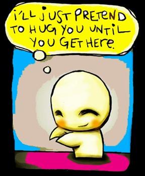 Ecard hug