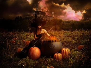 ~Halloween~ ecard