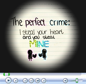 THE PERFECT CRIME!!! ecard