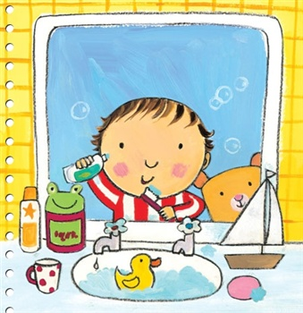 Brush your teeth and G'nite! ^^ ecard