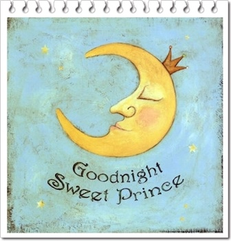 G'Night My Sweet Prince! ecard