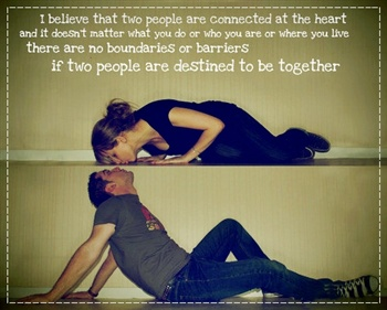 We are destined to be together! ecard