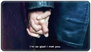 I'm glad I met you ecard