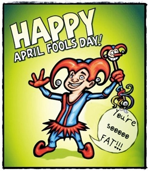 This is April Fools Day! ecard