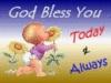 god bless ecard