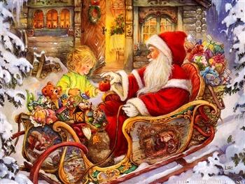 MERRY CHRISTMAS HO HO HO! ecard