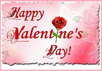 Happy Valentine's Day ecard