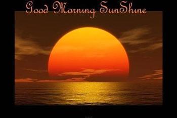 Good Morning ! ecard