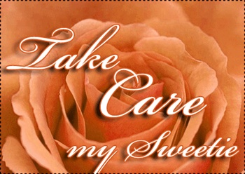 Take Care My Love Ecard