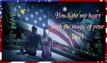 Happy 4th Of July ecard