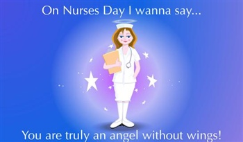 Nurses day ecard happy nurses day ecard m4hsunfo Image collections