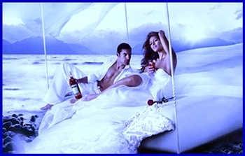 Bed of Passion ecard