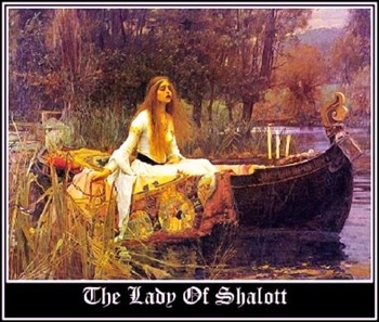 """The Lady Of The Lake "" ecard"