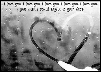 The cute way to say your love one.... ecard