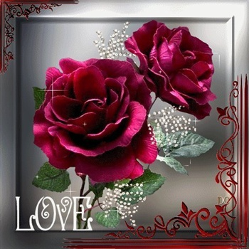U touch my heart... ecard