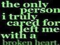 broken heart ecard