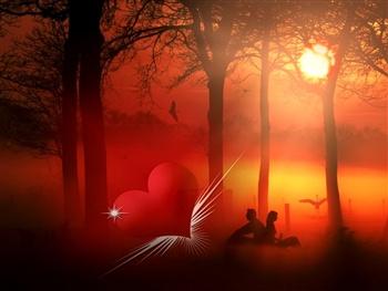Touch my heart.... ecard