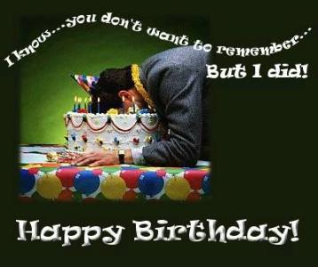 Delicious Birthday! ecard