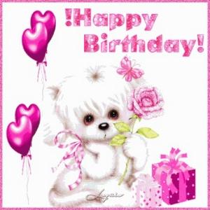 Happy Birthday! ecard