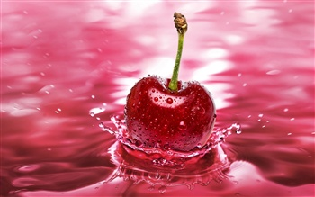 apple-in-pink-water-to-say ecard