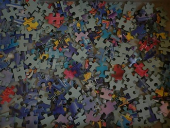 Piece of the puzzle missing ecard