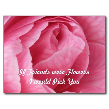 Pink-Rose-Speaks- U ecard