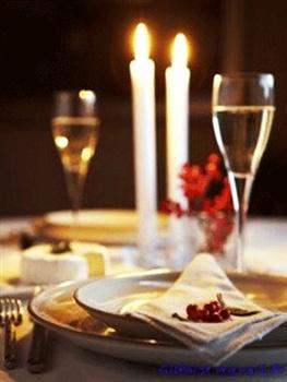 Romantic Dinner for Two eCard