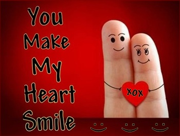 You Make My Heart Smile. ecard
