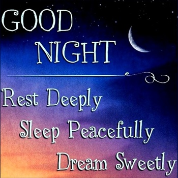 Good Night My Friend. ecard