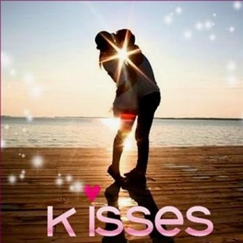 Kisses... ecard