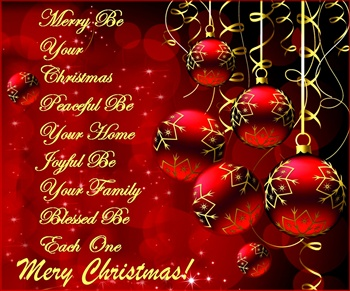 Peace and Happiness To You On Christmas.... ecard