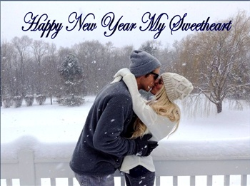 sweetheart new year wishes