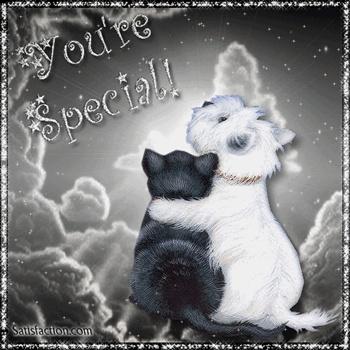 You're Special! ecard