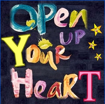 Open up your heart! ecard