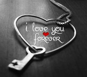 I Love U Forever Ecard