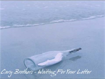 Waiting for your letter. ecard