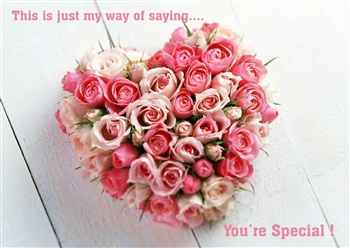 You are Special! ecard