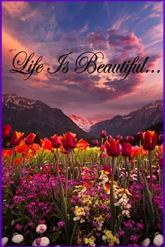 Life Is Beautiful. ecard
